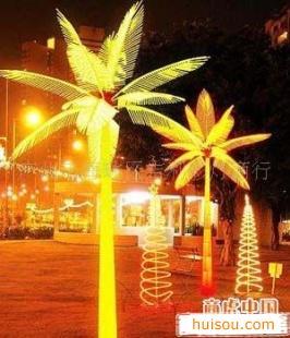 led椰子树灯大筒3.5米高厂家直销现货