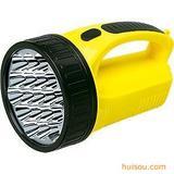 供应LED-706久量充电探照灯应急灯巡逻灯