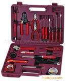 供应手动工具19件套电讯工具组套