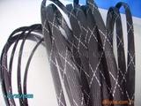供应棉线编织网管\电脑连接器套管\线束套管(图)