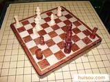 供应武汉精品磁性象棋板