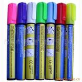 供应艺秀荧光笔/荧光板专用笔/6MM