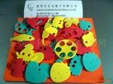 提供彩色泡棉EVA玩具加工