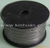 供应膨胀石墨、浸四氟、油浸、钢丝增强、碳纤增强盘根