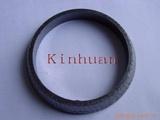 钢丝增强石墨、钢丝增强蛭石、钢丝增强覆陶釉碗形垫