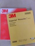 供应美国3M砂纸