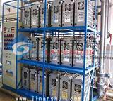 济南单晶硅超纯水设备-济南多晶硅材料清洗用水设备-本产品采用美国GE模块!