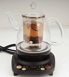 贝乐宝微电脑玻璃养生电热水壶