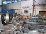 螺杆轴断轴焊接