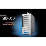 星腾SOHORAID SR8-U5D阵列