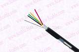 Telephone Cable two jacket