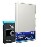 SONY BCT-94SRL高清数字录像带(HDCAM SR 94分钟磁带)