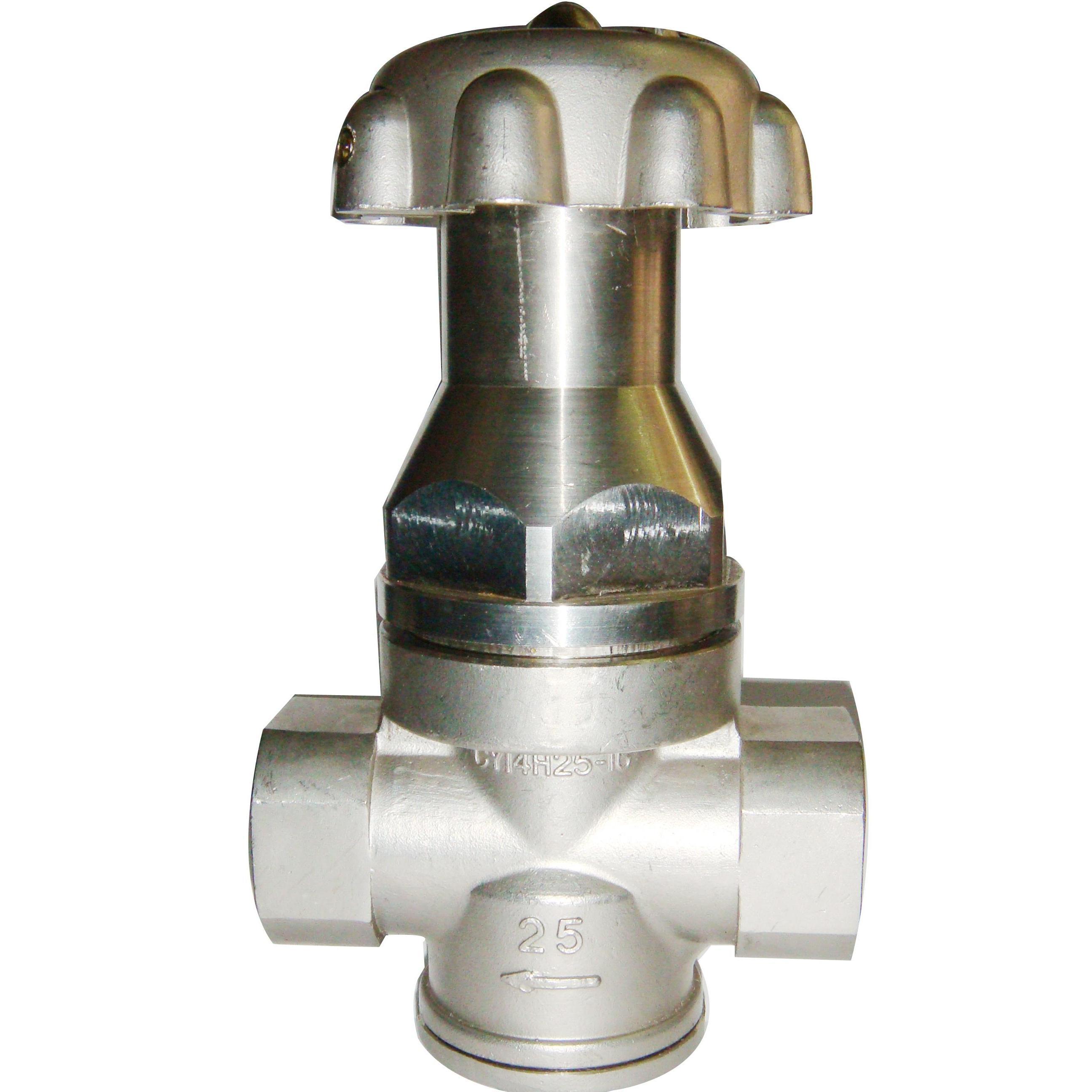 进口气体气瓶高压减压阀图片