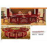 苏州大理石火锅桌椅,苏州酒店桌椅苏州宴会桌椅订做