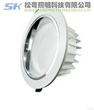 LED压铸筒灯 嵌入式LED压铸筒灯 LED压铸筒灯喷漆磨砂