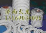 供应钢丝增强陶瓷纤维绳冶金焦化炉炉门密封隔热用