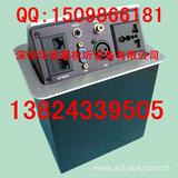 铝合金桌面插座 桌面接线盒 高级信息面板插座