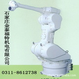 输送机托辊自动喷涂机自动喷涂机械手-使用于泵类回转支承机械