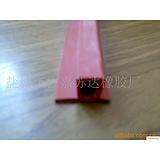 供应红色异型硅胶条,硅胶密封条