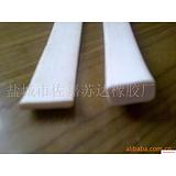 供应硅胶海绵条 硅橡胶海绵条 硅胶条