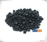 供应自产自销黑色PC中再生颗粒-增韧耐(寒)低温