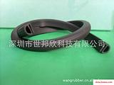 深圳橡胶厂订做工业用橡胶制品 橡胶E形条 橡胶圈 橡胶件
