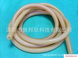 供应高弹力本色乳胶管 8*16mm天然乳胶管条