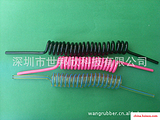 PU弹簧线,塑料弹簧,弹簧线,黑色塑料弹簧,弹簧线塑料,拉力器