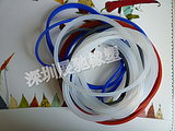 深圳钢化玻璃盒硅胶密封圈  硅胶密封圈