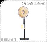 贝联电器 贝联电暖器 落地式小太阳遥控取暖器
