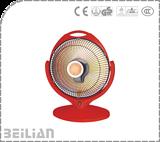 贝联电器 贝联电暖器 迷你花蓝小太阳取暖器