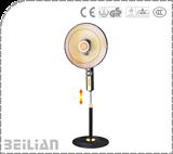 贝联电器 贝联电暖器 落地式小太阳取暖器