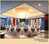 餐饮名店水晶灯,餐厅包间水晶灯,中式水晶灯,餐厅大堂水晶灯