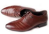 2012新款男式皮鞋尖头潮流韩版英伦风商务休闲真皮鞋子