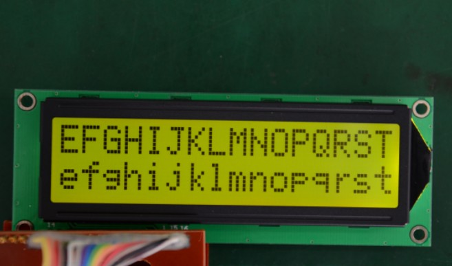 供应大字符1602lcd液晶屏1602lcm液晶模块