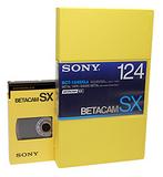SONY BCT-124SXLA专业数字录像带(Betacam SX 124分钟磁带)