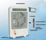 批发福瑞客新产品多功能应急风扇FLR-01