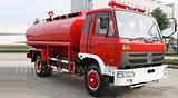 东风145抢险救援照明消防车