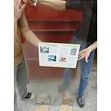 TBS-304低反射玻璃蒙砂粉