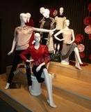 服装模特批发商,最新款女装服装模特