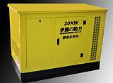 燃气发电机组/20kw天然气发电机/静音发电机组