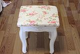 假日木屋 实木坐凳 韩式 梳妆凳 田园椅子 凳子化妆凳 特价