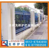 浙江瑞安厂区围墙栏杆 瑞安围墙护栏价格 龙桥护栏专业生产