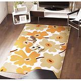 五彩阳光地毯式碳晶移动地暖