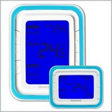 霍尼韦尔中央空调数字式温控器 液晶屏 温控开关T6865H2WG 正品