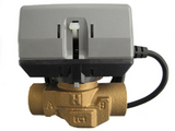 100%原装正品 霍尼韦尔 DN20 螺纹 二通电动阀 VC6013AJC1000T