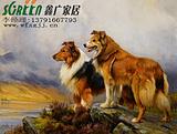 潍坊油画专卖|潍坊酒店宾馆装饰画|潍坊风景油画|潍坊抽象油画1004
