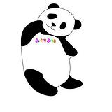 义乌添彩----最新动物卡通画板  熊猫