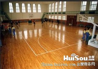 格 供应体育馆室内木枫木地板 篮球场 场