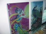 金属工艺品片彩印机 金属工艺品片印花机 金属工艺品片上印图案的设备